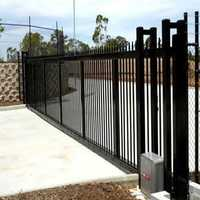 Remote Controlled Gates