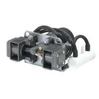 Pneumatic vacuum pump