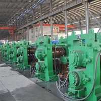 Structural rolling mill