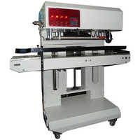 Glass sealing machine