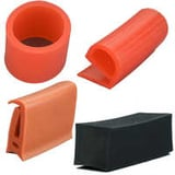 Silicone rubber product