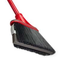 Industrial sweeping brush