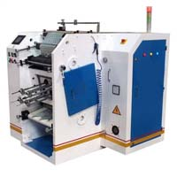 Lid punching machine
