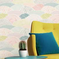 Wall paper adhesive