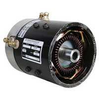 High speed motor
