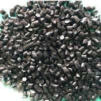 Recycled nylon granules