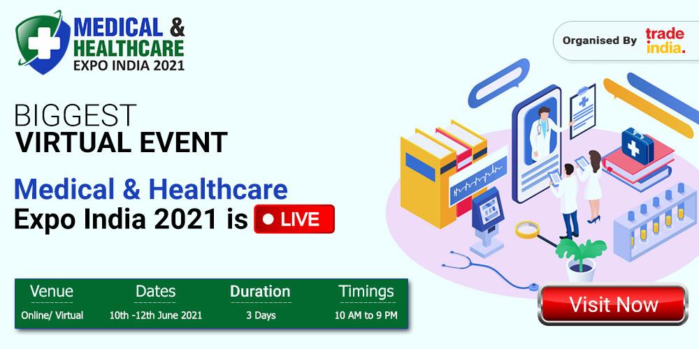 Medical & Healthcare Banner