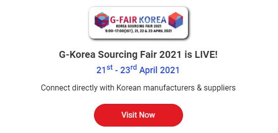 GKorea Fair Banner