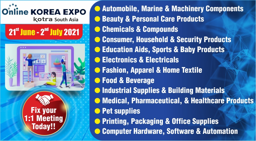 Online Korea Expo
