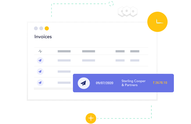 Build invoices as per your needs