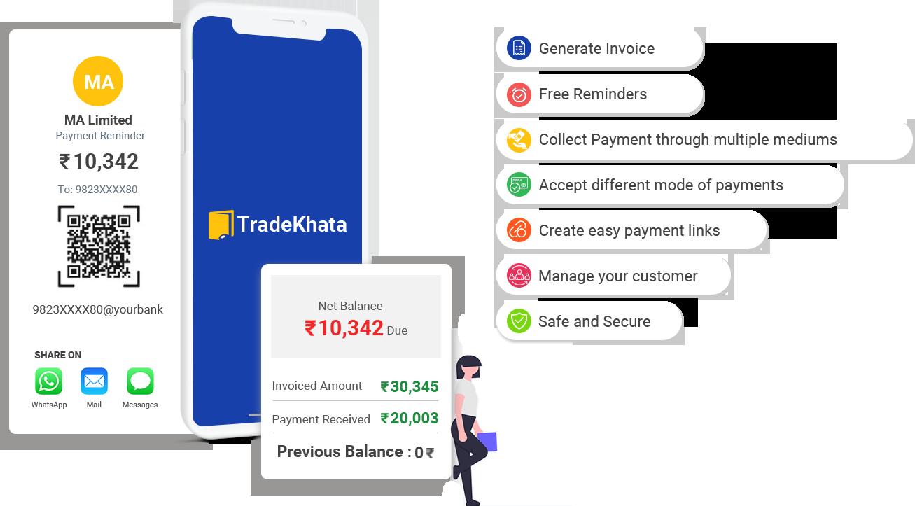 Business Khata Features
