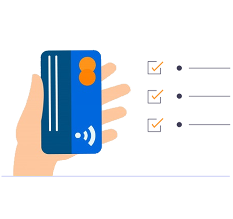 Accept multiple payment modes