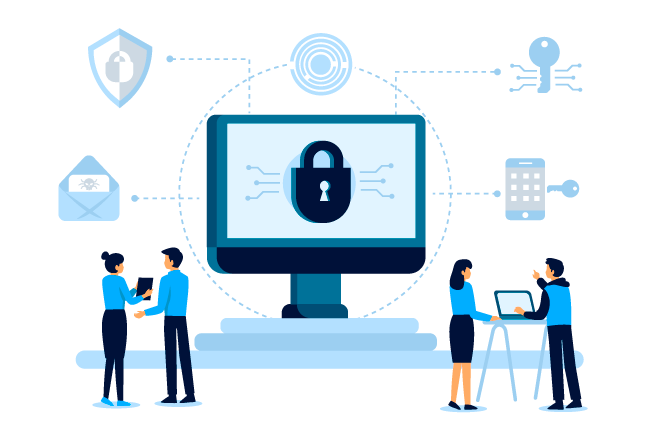 System security and Encryption