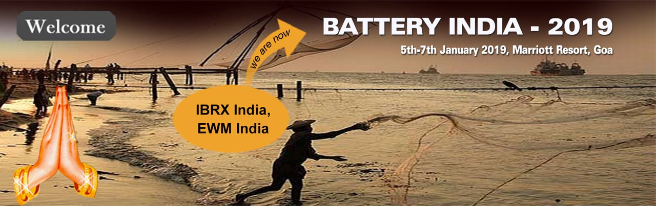 BATTERY INDIA - 2019