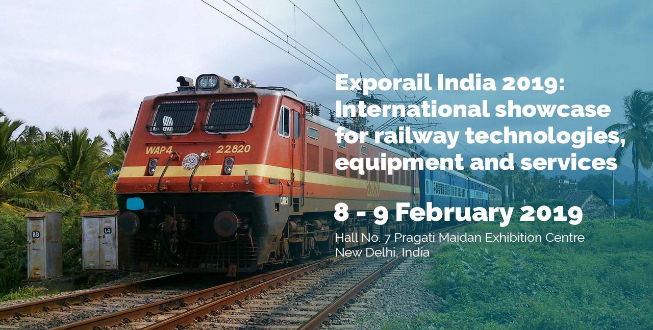 Exporail India 2019