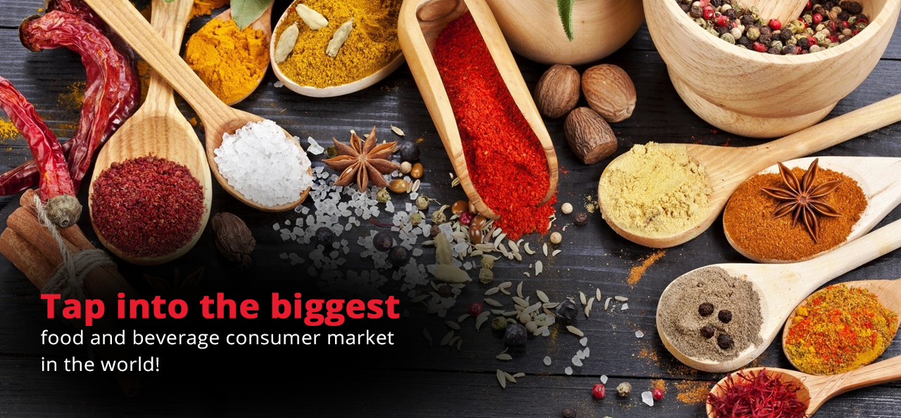 <strong> Food ingredients Asia-China</strong>