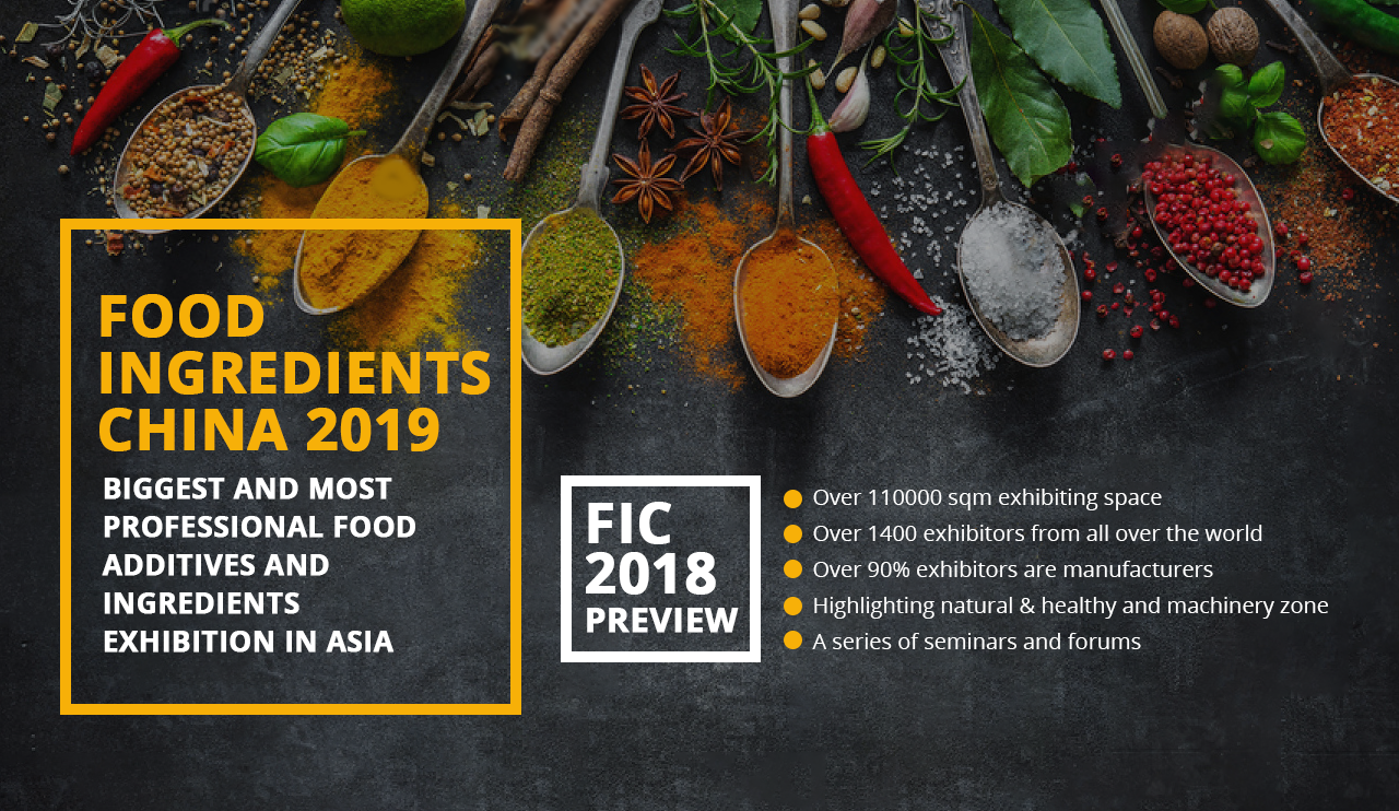 Food Ingredients China 2019