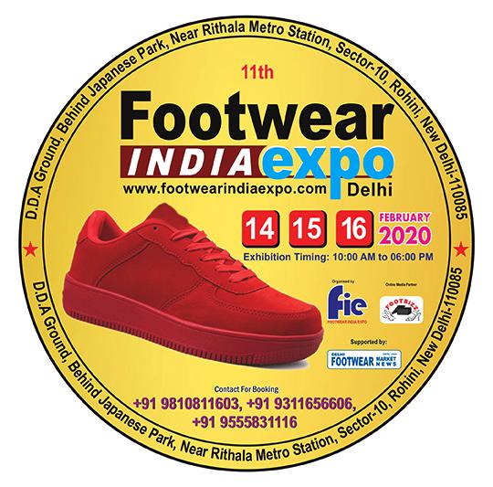 Footwear India Expo - Delhi 2019