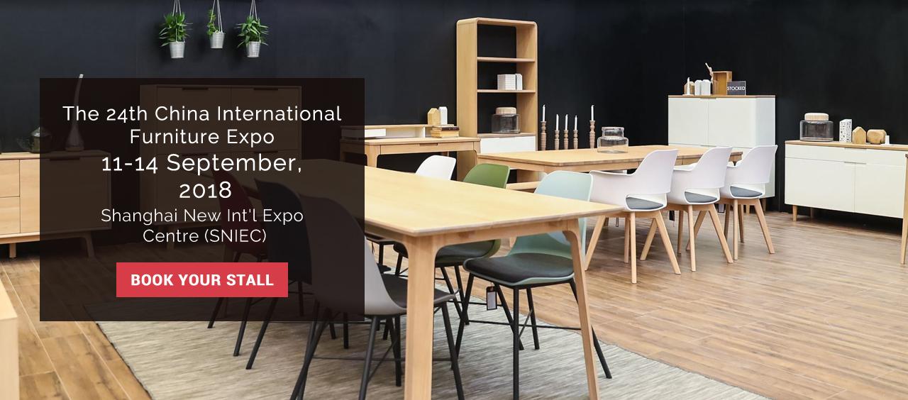 China International Furniture Expo 2018 Fmc China Shanghai