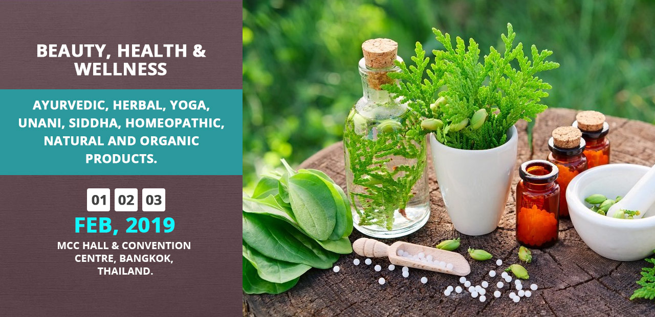 Indian Herbal Expo 2019