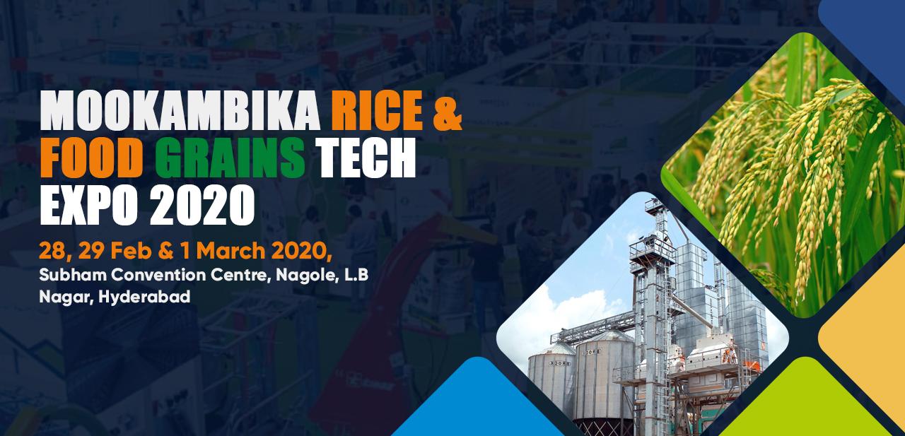 Mookambika Rice & Food Grains Tech Expo- 2018