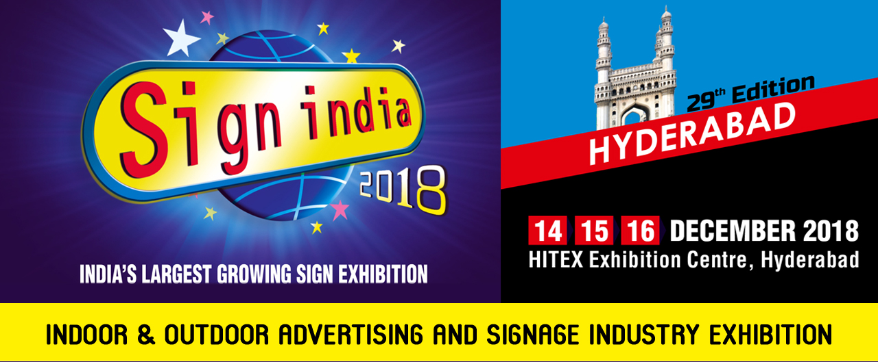 Sign India 2018 - Hyderabad