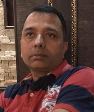 Mr Subhashis Chatterjee