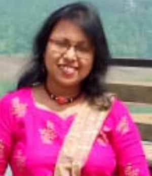 Mrs Debjani Singh