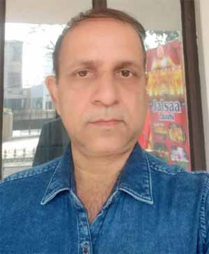 Mr Sudhakar Dwivedi