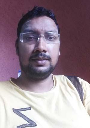 Mr Sankar