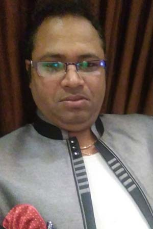 Mr. Arbind Kumar Shaw
