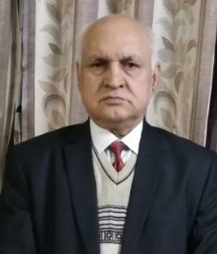 Mr. V.P Tyagi P Tyagi
