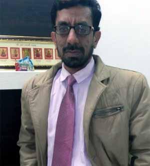 Mr Ineshwar Kanaiyalal Hans