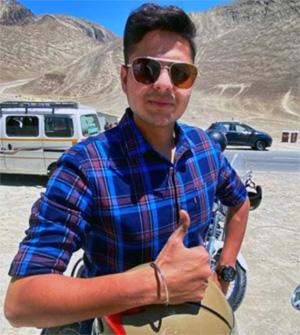Mr. Saksham Gupta