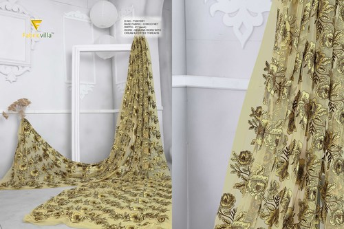 Designer Net Fabric