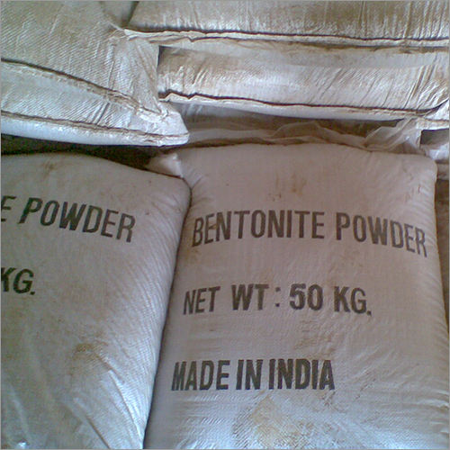 Industrial Bentonite API Grade