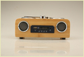 Bamboo Multi-Media Card Speaker