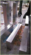 Titanium Flat Block